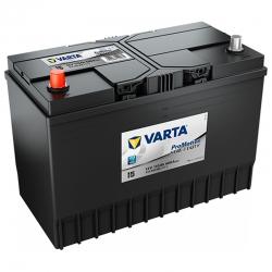 Bateria Varta I5 110Ah