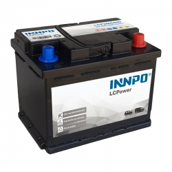 Bateria INNPO LCPower 60Ah...