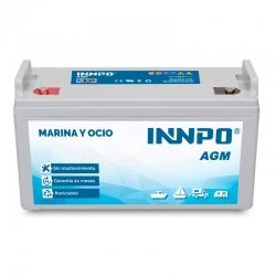 Bateria INNPO AGM 120Ah...