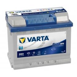 Bateria Varta D53 60Ah