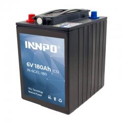 Bateria INNPO Gel 6V 180Ah