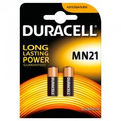 Pilhas Duracell MN21 23A