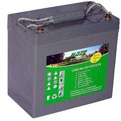Bateria GEL HAZE 12V 55Ah
