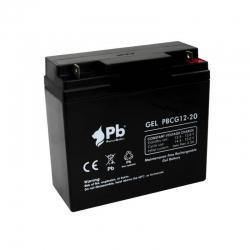 Bateria Gel PB 12V 20Ah