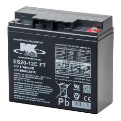 Bateria AGM MK 12V 20Ah