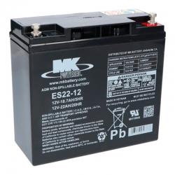 Bateria AGM MK 12V 22Ah