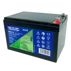 Bateria AGM 12V 14Ah