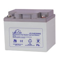 Bateria de chumbo 12v 45Ah