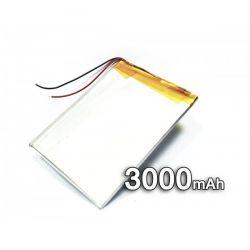 Bateria Recarregável Tablet 3000mah
