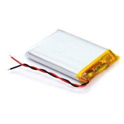 Bateria recarregável Li-polimero 200mAh