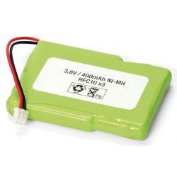 Bateria telefone sem fio 3.6 V 400mah GP4M3EMJZ