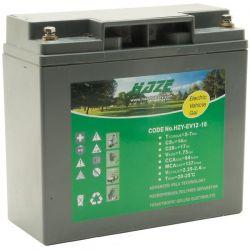 Bateria GEL HAZE 12V 18Ah
