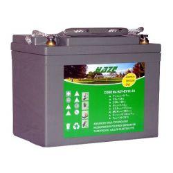 Bateria GEL HAZE 12V 33Ah