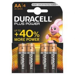Pilhas Duracell Plus Power LR06 AA