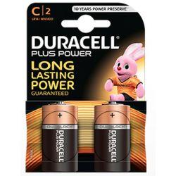 Pilhas Duracell Plus Power LR14