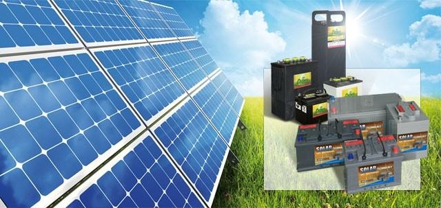 Instalações solares