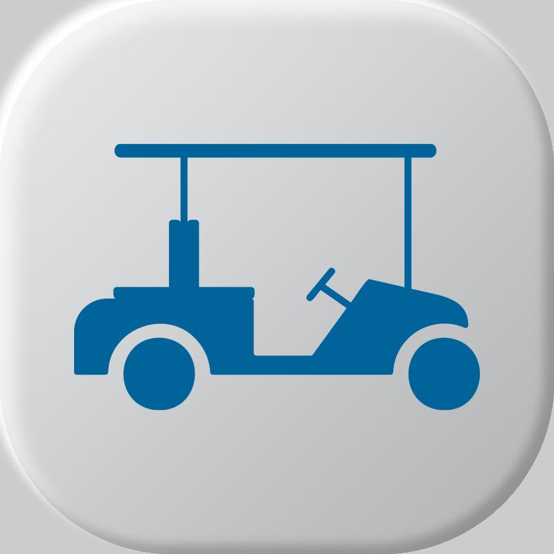Baterias Carros de golfe