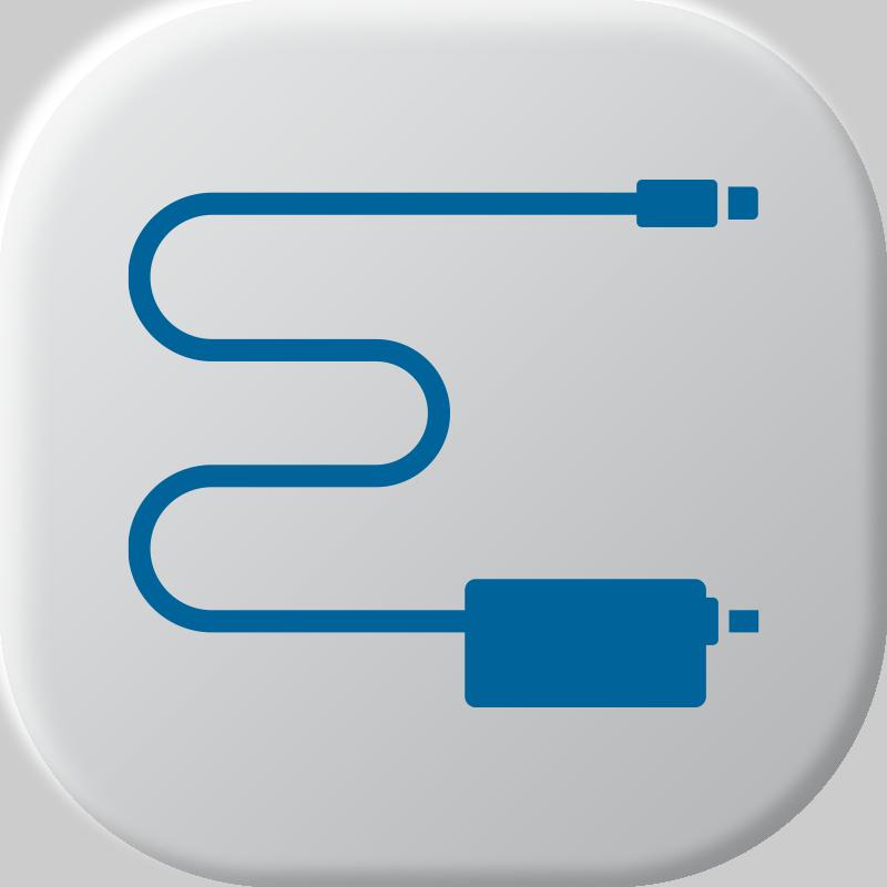 Carregadores - energia de fontes